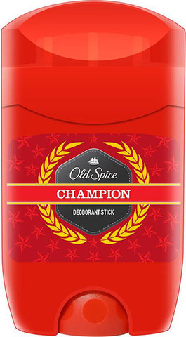 Old Spice Champion Tвердый дезодорант стик, 50 мл