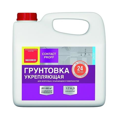 Neomid Contact Proff грунт укрепляющий
