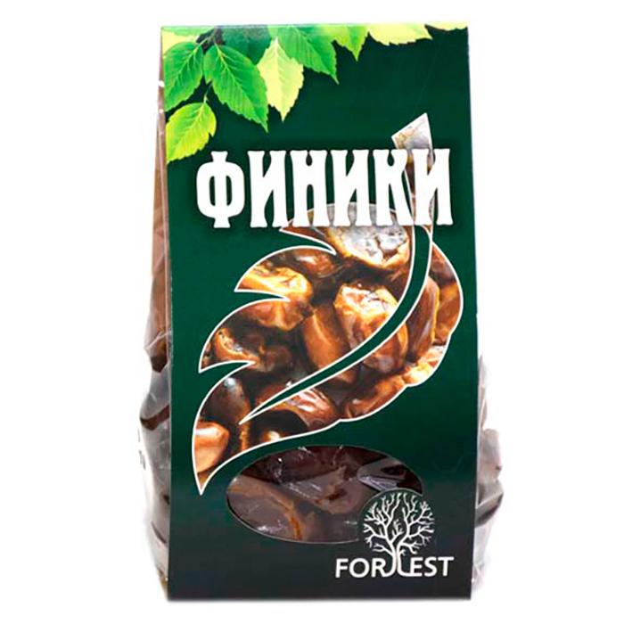 Сухофрукты финики, Forest, 200 г