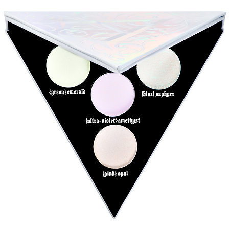 Палетка Alchemist Holographic Palette