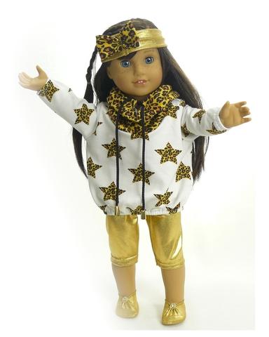 Большой подарочный комплект - блеск - На кукле. Одежда для кукол, пупсов и мягких игрушек.