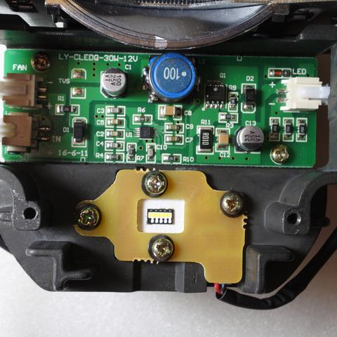 Светодиодные линзы (BI-LED) KOITO-R