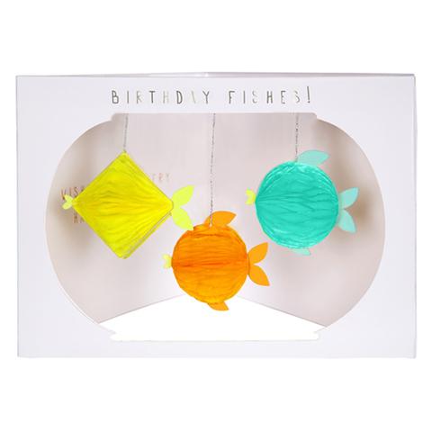 Открытка из ячеистой бумаги на День Рождения