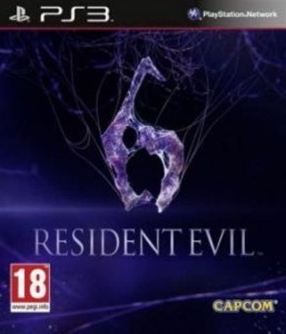 Sony PS3 Resident Evil 6 (русские субтитры)