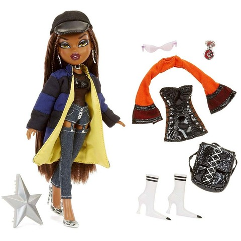 Братц Коллекционная кукла Саша