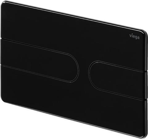 Кнопка смыва насыщенный черный Viega Visign for Style 23