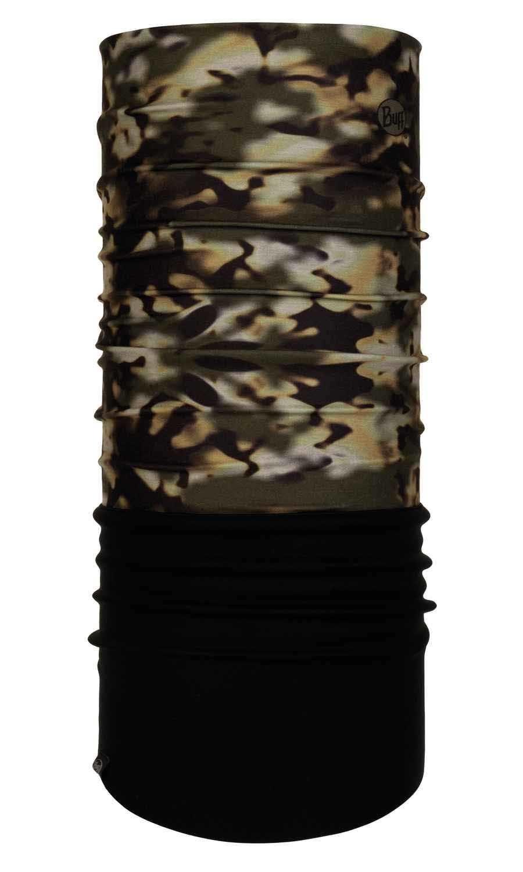 Шарф-труба с подшлемником непродуваемый Buff Windproof Cortices Forest Night