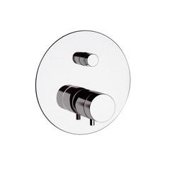 Термостат встраиваемый на 2 потребителя со скрытой частью Remer Minimal Thermo NT 09 фото