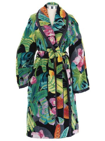 Элитный халат шенилловый Rainforest Nicole от Feiler