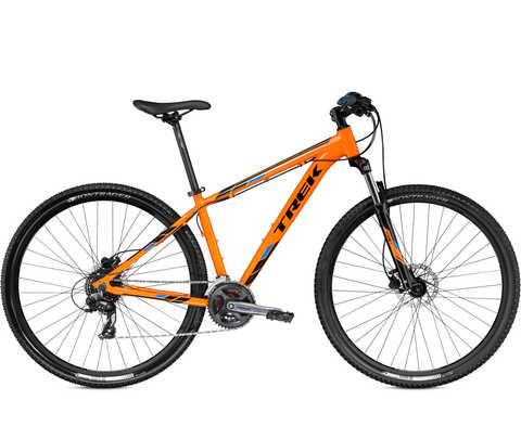 Trek Marlin 6 27.5 (2016)оранжевый с черным