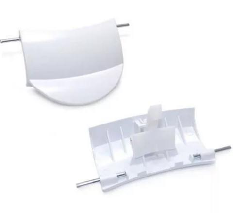 Ручка люка для стиральной машины Bosch (Бош) - 483087 (в сборе с крючком 183608)