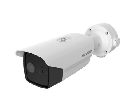 Двухспектральная камера Hikvision DS-2TD2617-3/V1
