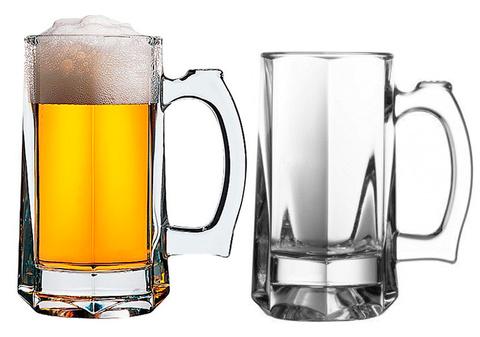 Набор кружек Pasabahce Паб пиво 300 мл 2пр (55039T2)