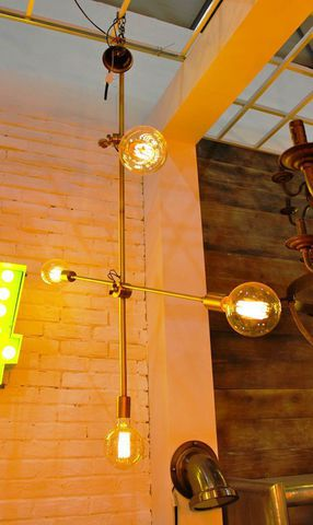 vintage chandelier  50-25  ( by Funky Vintage )