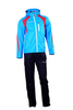 Мужской прогулочный утепленный лыжный костюм Nordski (NSV106770) синий
