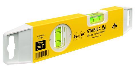 Ватерпас Stabila тип 70T 25 см (арт. 02199)
