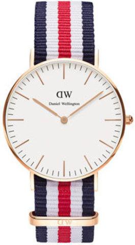 Купить Наручные часы Daniel Wellington 0502DW по доступной цене