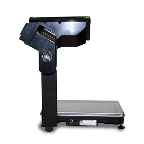 Весы печатающие фасовочные Масса-К ВПМ-Ф с отделительной пластиной 002