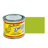 141-L Эмаль для пинстрайпинга 1 Shot Чистый Зеленый (Sublime Green), 118 мл