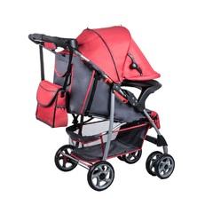 Прогулочная коляска Lionelo LO-Emma Plus Red