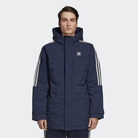 Парка мужская adidas ORIGINALS 3-STRIPES