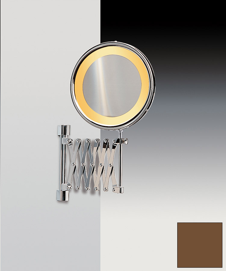 Зеркала Зеркало косметическое Windisch 99158OV 3X elitnoe-zerkalo-kosmeticheskoe-99158ov-3x-ot-windisch-ispaniya.jpg