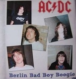 AC/DC / Berlin Bad Boy Boogie (LP)