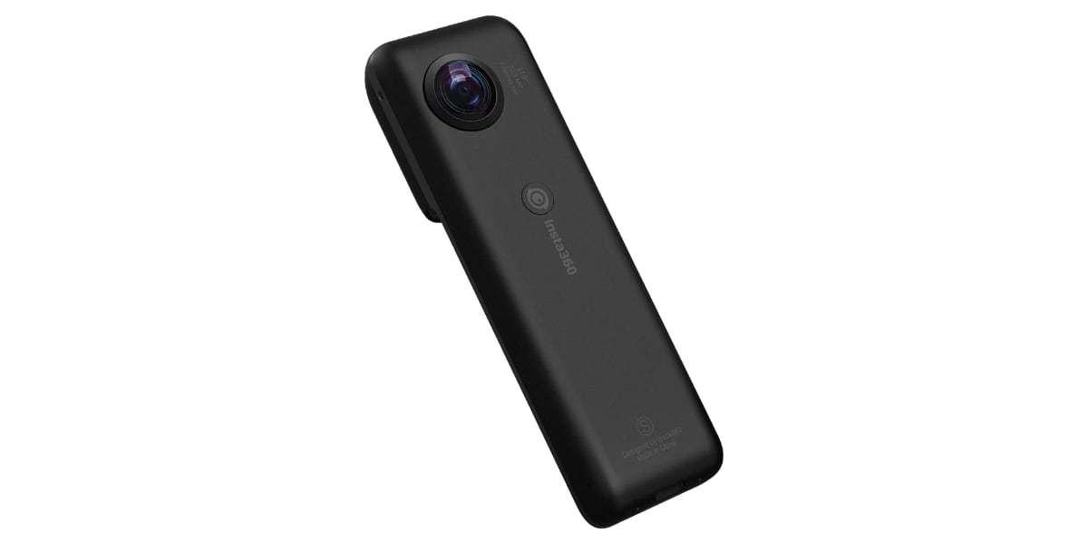 Камера Insta360 Nano S Black без телефона