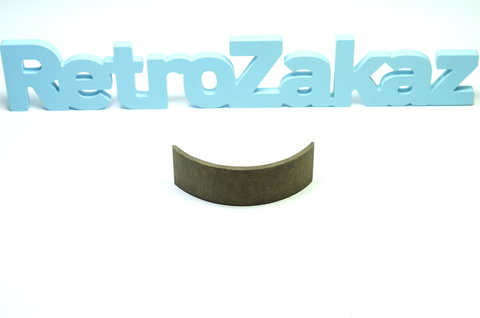 Накладки колодок ручного тормоза Газ 21