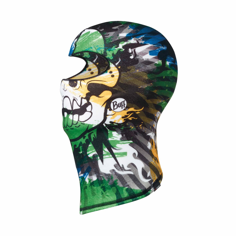 Флисовая балаклава Buff Skull Graff Multi