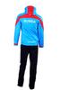 Мужской прогулочный утепленный лыжный костюм Nordski (NSV106770) синий сзади