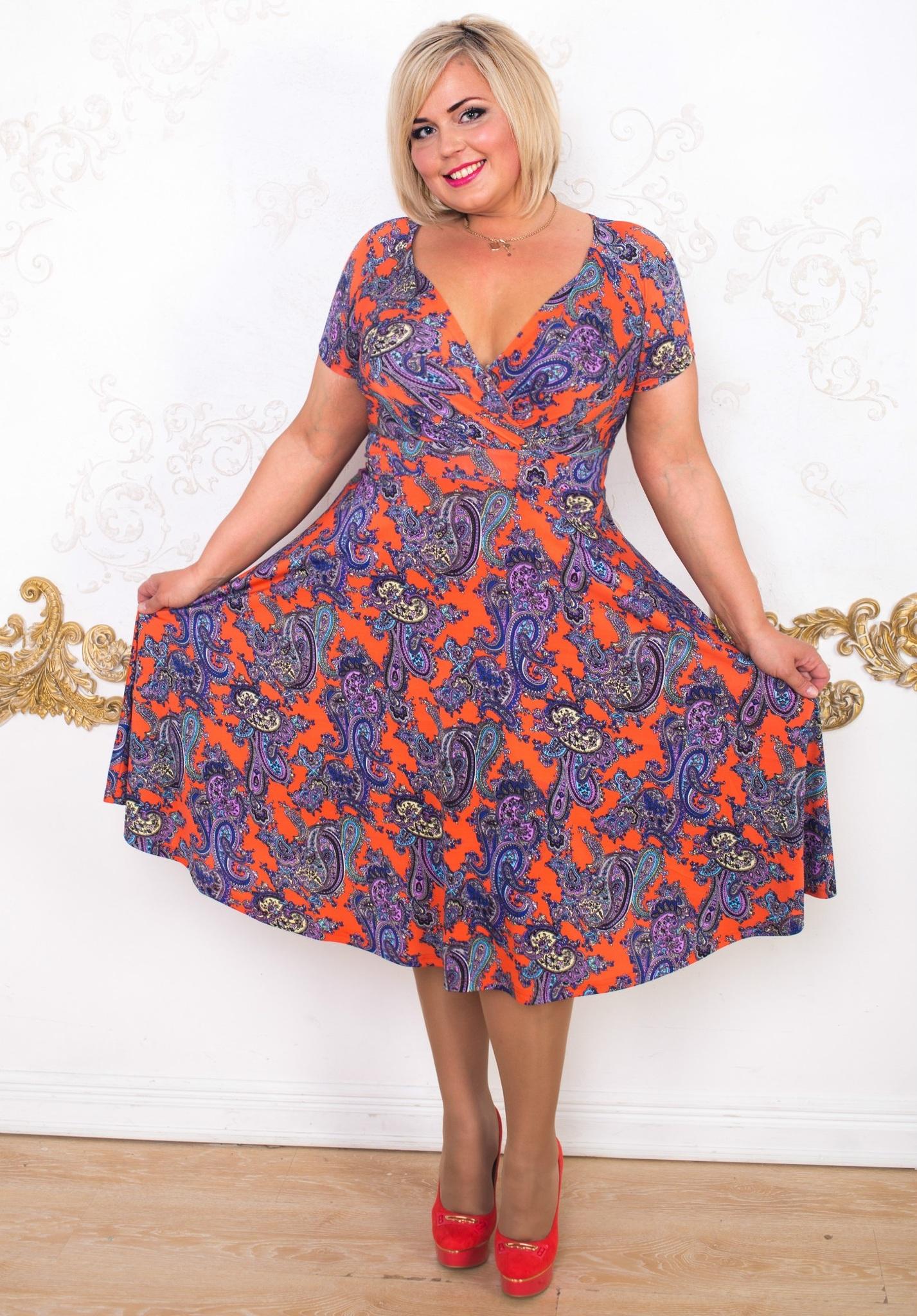 Платье 37-244