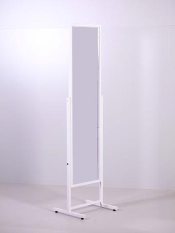 ТД-150-40 Зеркало двухстороннее напольное (белое)