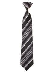 7585-67 галстук черно-белый