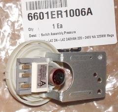 Прессостат СМА LG 6601er1006A, зам. 6601ER1006K, 6601ER1006M, 6601EN1005E