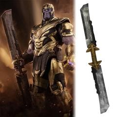 Мстители Война бесконечности двухклинковый меч Таноса