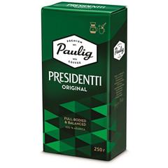 Кофе Paulig Presidentti Original молотый 250г