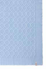Элитный плед Lux 35 небесно-голубой от Luxberry