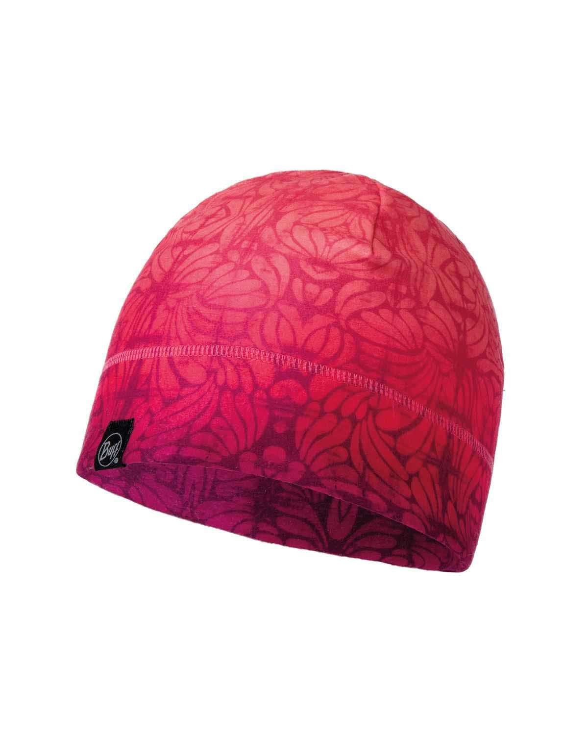 Шапка из флиса Buff Hat Polar Boronia Flamingo Pink