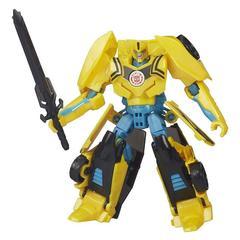 Робот - Трансформер Бамблби (Bumblebee) Делюкс Night strike - Роботы под прикрытием, Hasbro