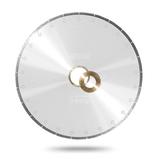 Алмазный сегментный диск с микропазом Messer M/M. Диаметр 350 мм