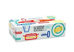 Бумажные кухонные полотенца Scottie, 75шт