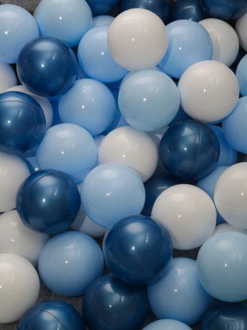 Комплект шаров для сухого бассейна Anlipool №9 (50 шт.)