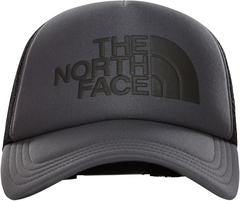 Кепка North Face Tnf Logo Trucker  Asphalt Grey