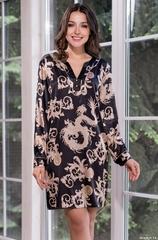 Платье туника  Mia-Mella VERSACHI GOLD 9929