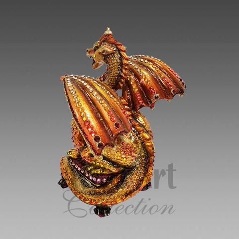 Визерион- золотой дракон