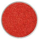 Кварцевый песок, красный 1