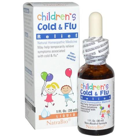 COLD & FLU Средство для облегчения симптомов простуды и гриппа
