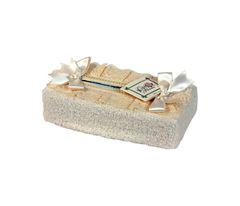 Салфетница для бумажных полотенец 12х24 Old Florence Валансье бежевая