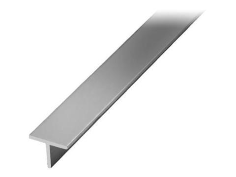 Алюминиевый тавр 15x15x2,0  (3 метра)